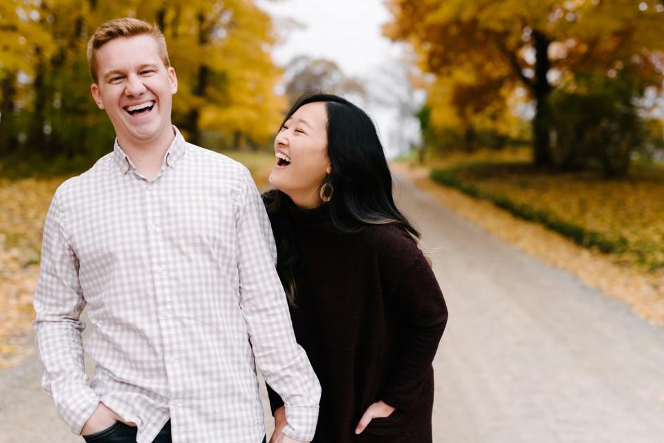 Daniel & Rebecca